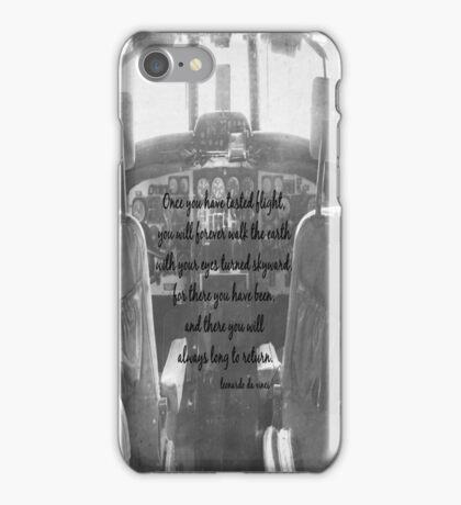 Da Vinci Skyward iPhone Case/Skin