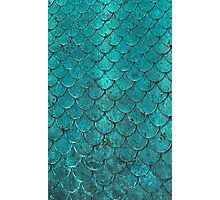 Mermaid Scales Photographic Print