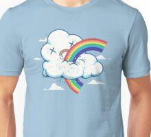 Cloud Hates Rainbow Unisex T-Shirt