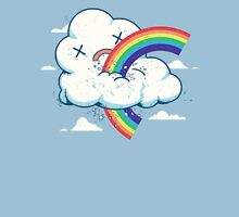 Cloud Hates Rainbow Unisex T-Shirt