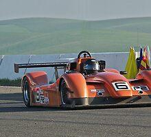 SCCA Prototype Racecar P2 by DaveKoontz
