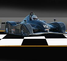 SCCA Prototype  Racecar P1 by DaveKoontz
