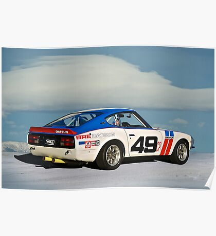 1970 Datsun 240Z Poster