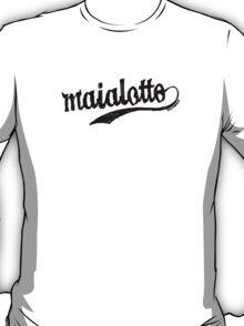 Maialotto (Black Logo) T-Shirt
