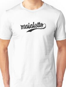 Maialotto (Black Logo) Unisex T-Shirt
