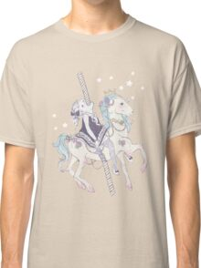 Carousel Ghost Classic T-Shirt