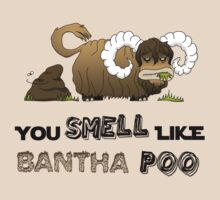 You smell like Bantha poo by Pichins Creations
