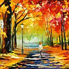 HAPPY SEPTEMBER by Leonid  Afremov