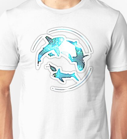 In The Deep ( Clothing/ Sticker)  Unisex T-Shirt