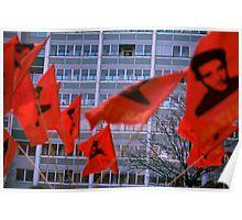 Luxemburg-Liebknecht Demo, Berlin 2014 Poster