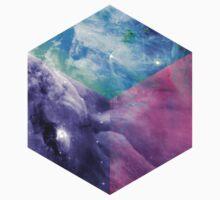 Orion Nebula Cube by SirDouglasFresh