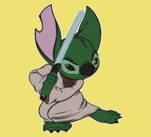 Yoda Stitch Kids Clothes