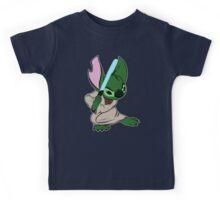 Yoda Stitch Kids Tee
