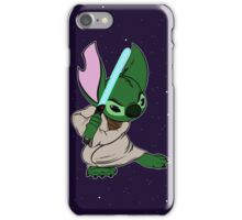 Yoda Stitch iPhone Case/Skin