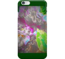 A flower's charm iPhone Case/Skin