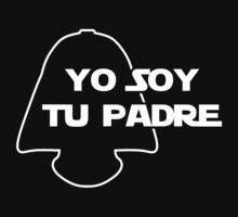 StarWars - Yo soy tu padre by OutbreakShirts