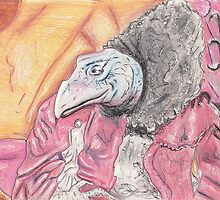 Skeksis - The Dark Crystal by Troglodyte