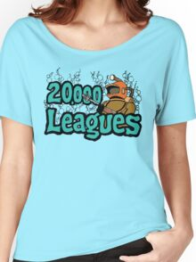20,000 Leagues Under The Sea Women's Relaxed Fit T-Shirt