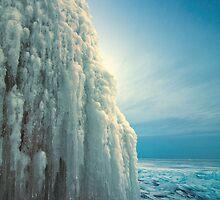 Last Light - Lake Superior by Michael Treloar