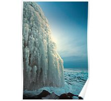 Last Light - Lake Superior Poster