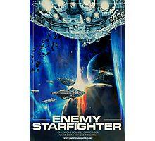Enemy Starfighter Photographic Print