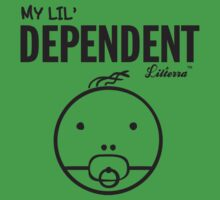 My lil' Dependent Baby Tee