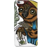 Silly Sloth  iPhone Case/Skin