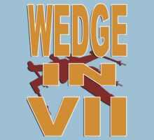 Wedge in VII - 1-4 Kids Clothes