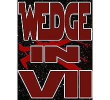 Wedge in VII - 2-2 Photographic Print