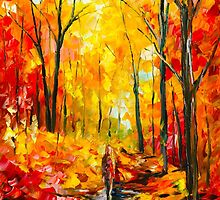 SECLUSION by Leonid  Afremov