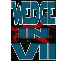Wedge in VII - 2-3 Photographic Print