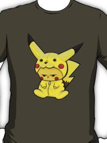 pikachu dress as Pikachu T-Shirt