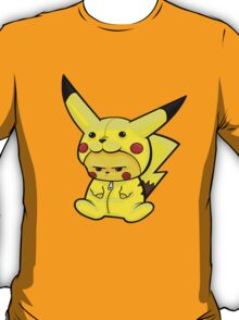 pikachu dress as Pikachu T-Shirt
