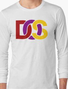 MS-DOS Long Sleeve T-Shirt