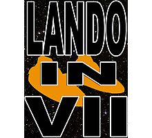 Lando in VII - 1-1 Photographic Print