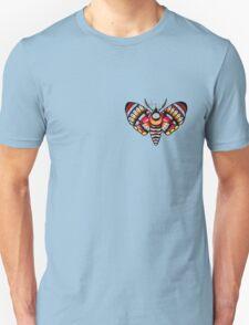 Flower Moth Tee T-Shirt