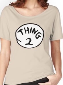 thing 2 Women's Relaxed Fit T-Shirt