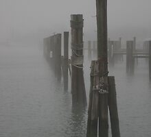 Harbor Mist by Barbara Gerstner