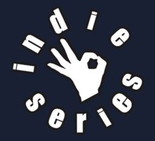 T-shirt logo indieseries  by indieseries