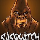 Sasquatch by Luke Kegley