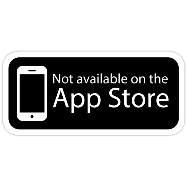 NOT AVAILABLE ON THE APP STORE BY KASIM LADAK On The Hunt - Not available on the app store