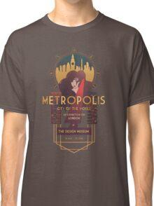 Metropolis: City of the World Classic T-Shirt