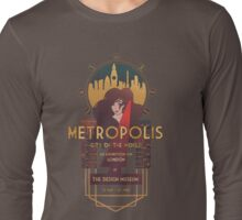 Metropolis: City of the World Long Sleeve T-Shirt