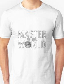 Master of the World T-Shirt