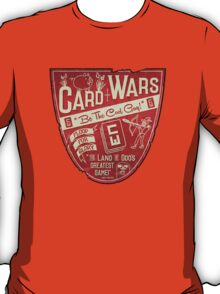 Cards Wars - Floop for Glory! (Adventure Time) T-Shirt