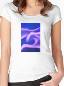 Ghost Flame Women's Fitted Scoop T-Shirt