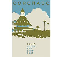 Coronado - California.  Photographic Print