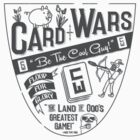 Cards Wars - Floop for Glory! (Adventure Time) (Dark Gray) by PixelStampede