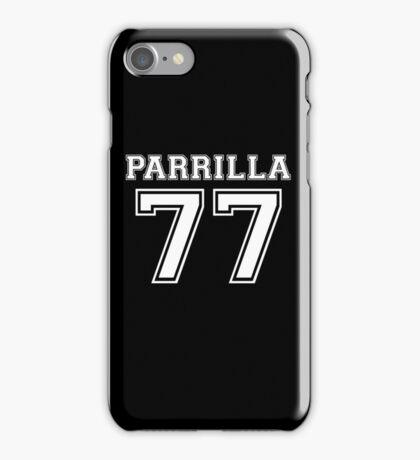 Parrilla 77 iPhone Case/Skin