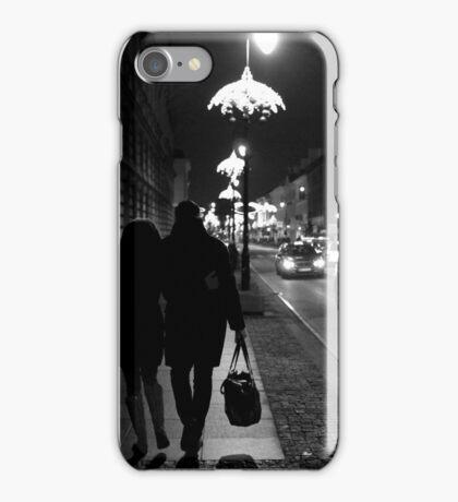 Evening Stroll iPhone Case/Skin